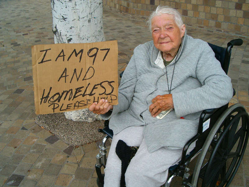 Are You Desensitized To The Homeless Now? | Babysteps Ministry