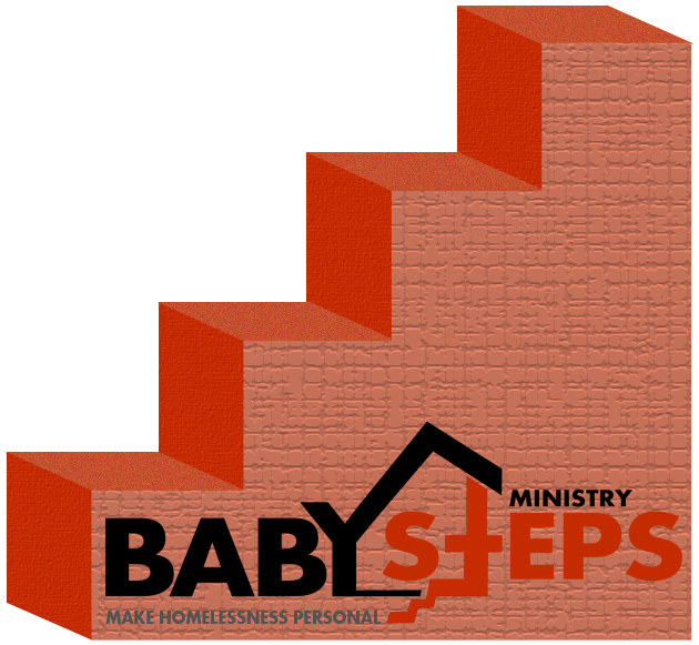 help Seattle's homeless with the babysteps giving plan